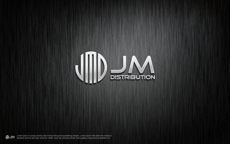 Bài tham dự cuộc thi #147 cho Design a Logo for JMD / JM Distribution