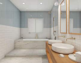 Nro 48 kilpailuun Design a bathroom! käyttäjältä rasheda88