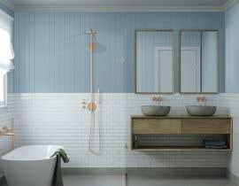 Nro 165 kilpailuun Design a bathroom! käyttäjältä cassiosch
