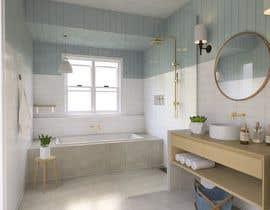 Nro 141 kilpailuun Design a bathroom! käyttäjältä bahritrifokus