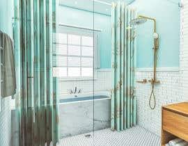 Nro 21 kilpailuun Design a bathroom! käyttäjältä larry19790