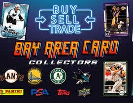 #79 cho Banner Design For Sports Card Collecting Facebook group & Logo bởi AbouZone