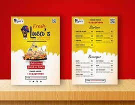 #19 cho Design me an editable Sports Pub Food Menu bởi zahid4u143