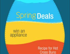 #5 for Design an email Flyer for Easter Kitchen/Laundry Appliances by sclamotion