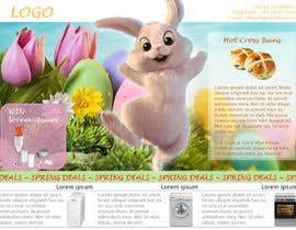 #9 for Design an email Flyer for Easter Kitchen/Laundry Appliances by ancabaciu28