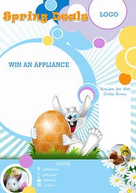#3 untuk Design an email Flyer for Easter Kitchen/Laundry Appliances oleh w21