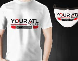 Nro 17 kilpailuun Need a T shirt Designed for tour company käyttäjältä tahsinnihan