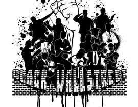 "#34 cho T-shirt ""Black Wallstreet"" bởi ASIRIdesign"