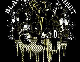 "#38 cho T-shirt ""Black Wallstreet"" bởi ASIRIdesign"