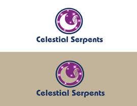 Nro 41 kilpailuun Logo Design - Celestial Serpents käyttäjältä mhrdiagram