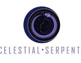 Nro 37 kilpailuun Logo Design - Celestial Serpents käyttäjältä CezaraMihaela