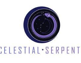 #37 cho Logo Design - Celestial Serpents bởi CezaraMihaela