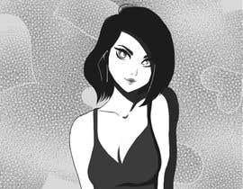Nro 63 kilpailuun anime style design for merch käyttäjältä TamaraIbrahim