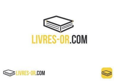 #3 cho Concevez un logo pour une librairie en ligne sur le thème de l'or bởi sayuheque