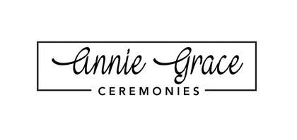 #121 for Design a Logo for Annie Grace Ceremonies by Saranageh90