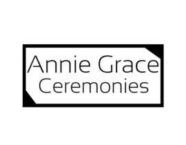 #133 for Design a Logo for Annie Grace Ceremonies by MridhaRupok