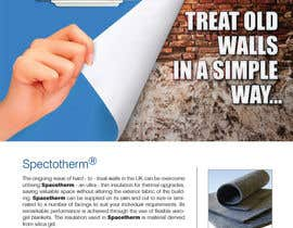 #69 para Advertisement Design for Spacetherm (Construction) por freelancejob2013
