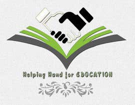 #75 for Design a Logo for Helping Hands for Education by Shefaliyadav