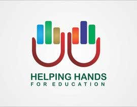 #72 for Design a Logo for Helping Hands for Education by hussa552