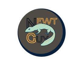 Nro 64 kilpailuun Newt Guy Logo käyttäjältä salmanrahmanabir