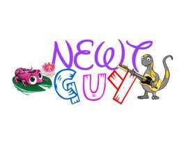 Nro 79 kilpailuun Newt Guy Logo käyttäjältä inamthrist