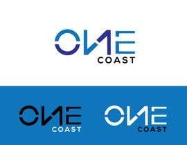 #91 for one coast logo af salmaajter38