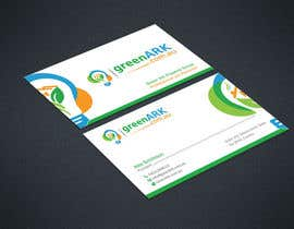 #51 for Create business cards for GreenArk.com.au by aminur33