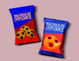 Nro 65 kilpailuun Mini Chocolate Chip Cookies käyttäjältä SlashStudio