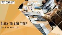 Graphic Design Entri Peraduan #4 for Design a Custom PowerPoint Template