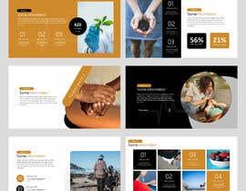 #7 untuk Design a Custom PowerPoint Template oleh Asianexperts