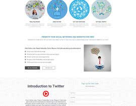 #27 for Design a new UI  / UX for a website by SantoJames