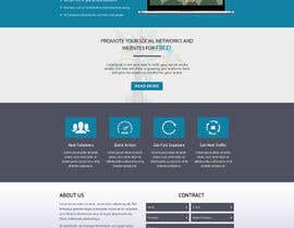 #25 cho Design a new UI  / UX for a website bởi nomandesign