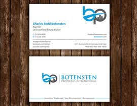 #283 for Design some Business Cards for Real Estate Company by smshahinhossen