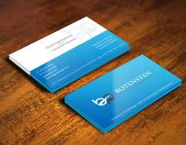 #294 pentru Design some Business Cards for Real Estate Company de către gohardecent