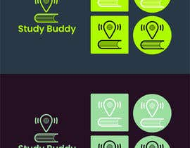"""mringeniouss tarafından I need a logo designed for a """"study buddy"""" phone application.  Any color is ok but I prefer shades of green and brown.  I need it simple yet creative and reproducibl için no 326"""