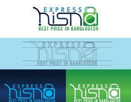 Nro 96 kilpailuun Redesign My Online Shop Logo - Hisna Express käyttäjältä ridoy1999