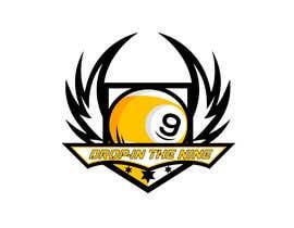 Nro 18 kilpailuun Create a 9 ball billiard team logo. käyttäjältä payel66332211