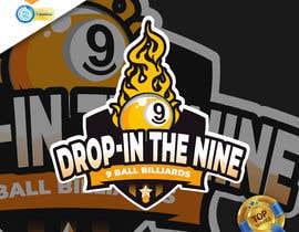 Nro 39 kilpailuun Create a 9 ball billiard team logo. käyttäjältä Maxbah