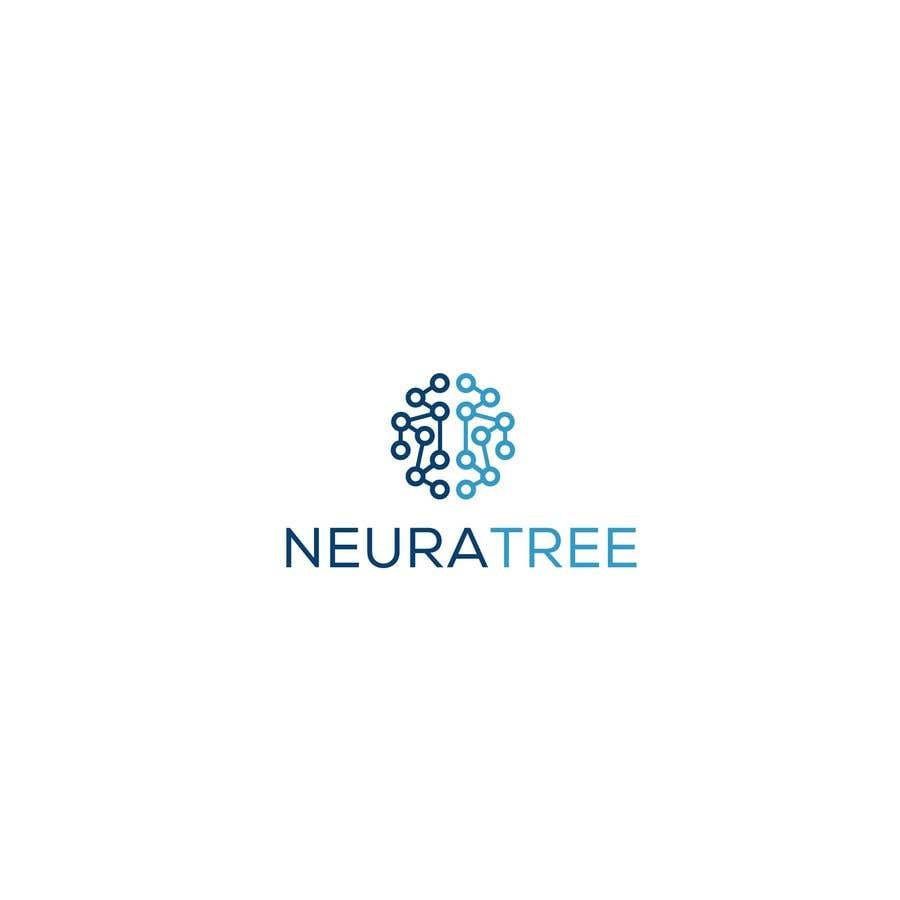 Penyertaan Peraduan #                                        61                                      untuk                                         Logo and Icon Design for a Technology Website (Neuratree) : Original logo