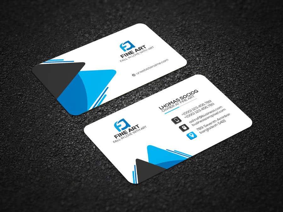 Kilpailutyö #                                        159                                      kilpailussa                                         Logo and business card design
