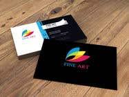 Graphic Design Kilpailutyö #76 kilpailuun Logo and business card design