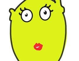 Nro 38 kilpailuun Concept art for Slime Character käyttäjältä sunagoktuna
