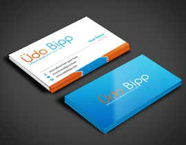 #43 for Design some Business Cards for Udo Bipp by angelacini