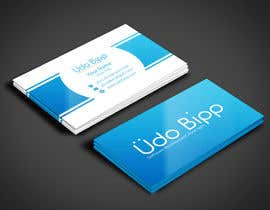 #70 for Design some Business Cards for Udo Bipp by angelacini