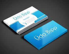 #73 for Design some Business Cards for Udo Bipp by angelacini