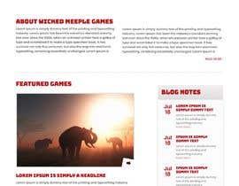 #46 untuk Website Design oleh uvshejole