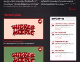 #55 untuk Website Design oleh KishanSunar