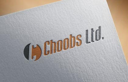 #297 for Design a new logo for Choobs Ltd. website. by Press1982