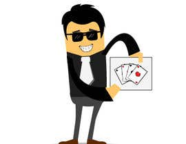 Nro 18 kilpailuun Cartoon Character for a betting website käyttäjältä luitgonz0