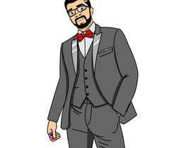 Nro 12 kilpailuun Cartoon Character for a betting website käyttäjältä Adriangtx